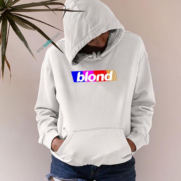 Blonde Frank Ocean Hoodie