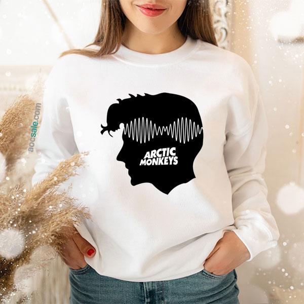 Arctic Monkeys Band Sweatshirt