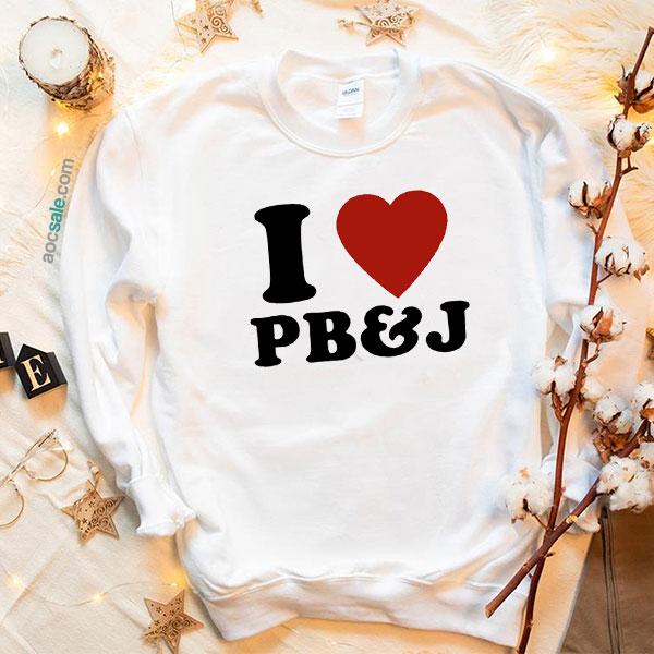 PB And J Sweatshirt