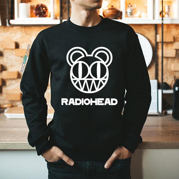 Radiohead Band Sweatshirt