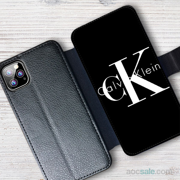 Calvin Klein Wallet iPhone Case