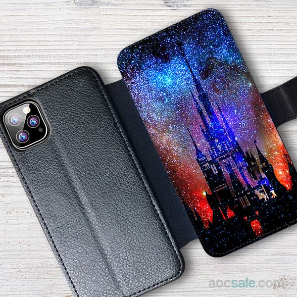 Fantasy Disney Wallet iPhone Case