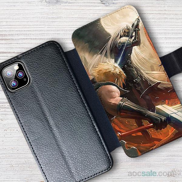 Final Fantasy Wallet iPhone Case
