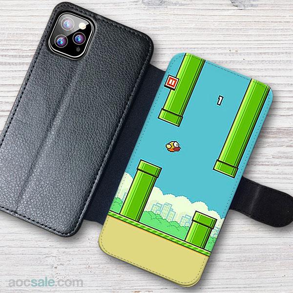 Flappy Bird Wallet iPhone Case