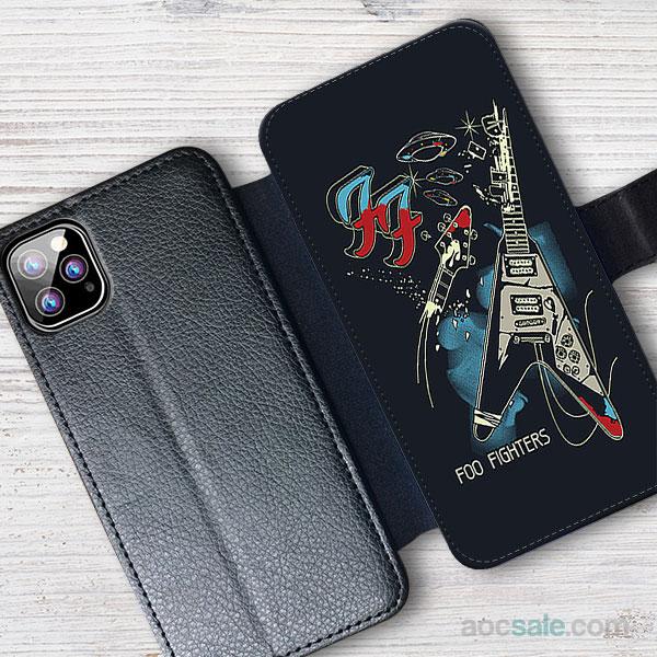 Foo Fighters Wallet iPhone Case