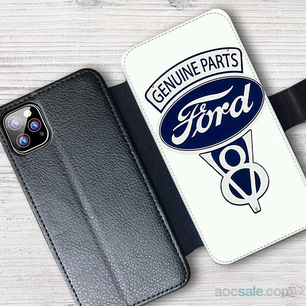 Ford Wallet iPhone Case