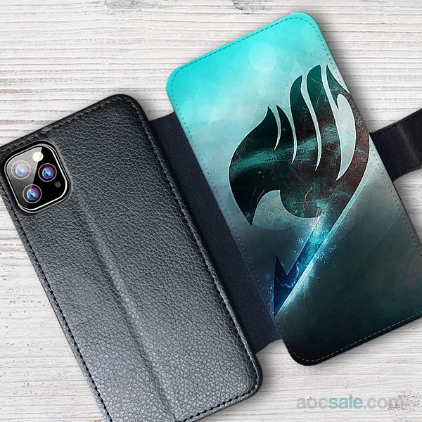Fairy Tail Wallet iPhone Case