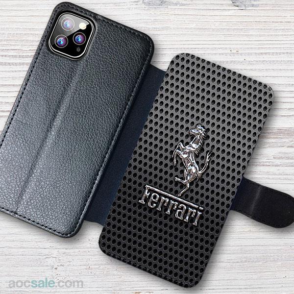 Ferrari Wallet iPhone Case