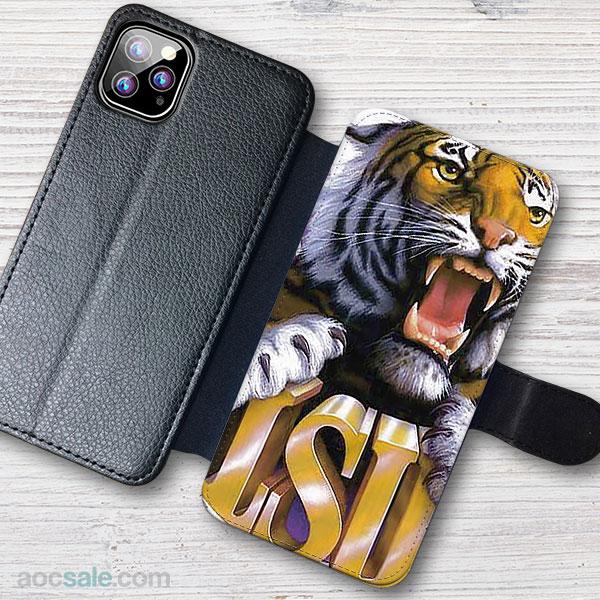 LSU Tiger Wallet iPhone Case