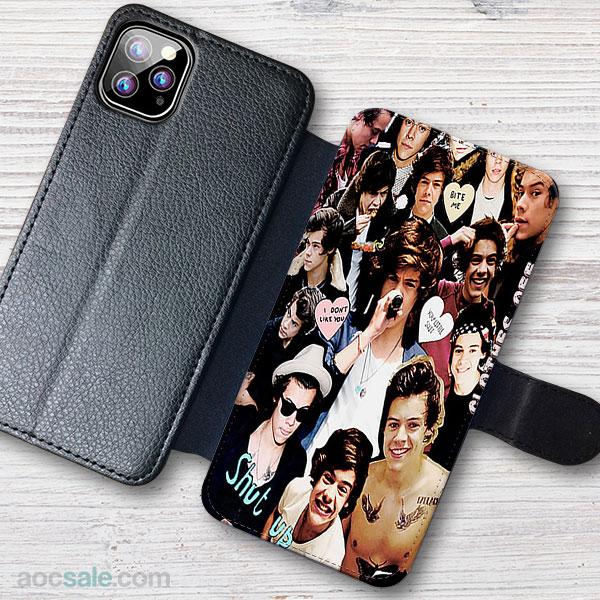 Harry Styles Wallet iPhone Case