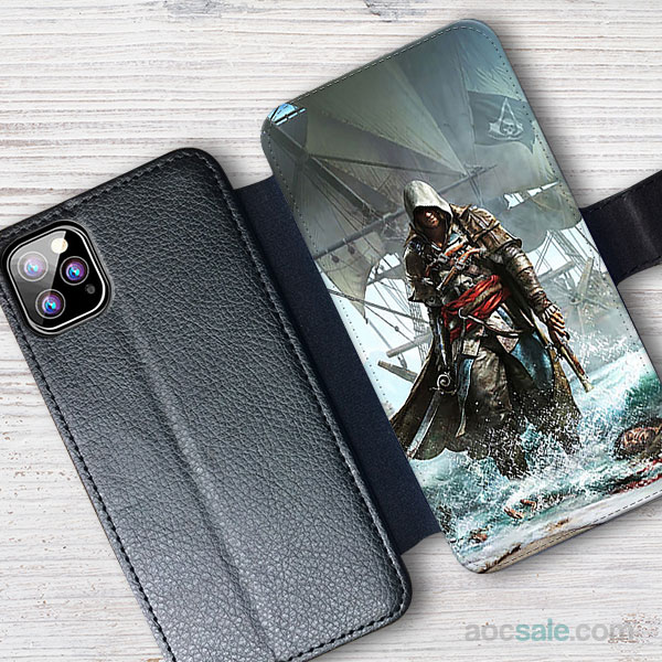 assassin's creed Wallet iPhone Case