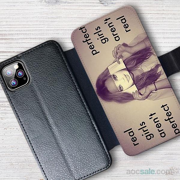 Girl Wallet iPhone Case