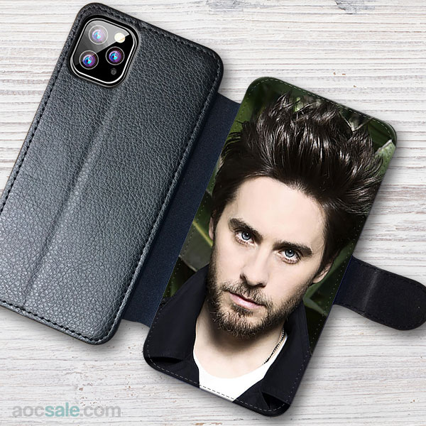Jared Leto Wallet iPhone Case