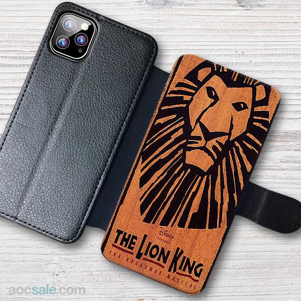 Simba Lion King Wallet iPhone Case