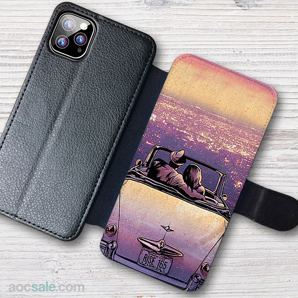 Sleeping With Sirens Wallet iPhone Case