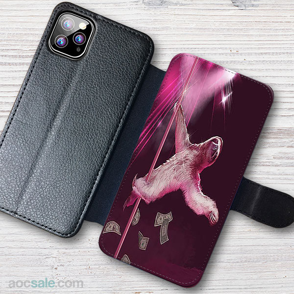 Sloth Wallet iPhone Case