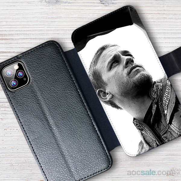 Sons Of Anarchy Wallet iPhone Case