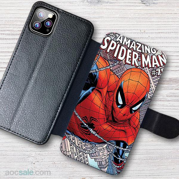 Spiderman Wallet iPhone Case