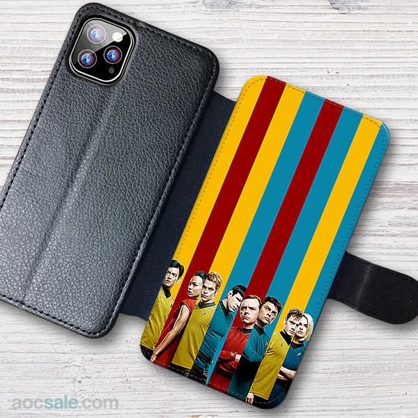 Star Trek Wallet iPhone Case