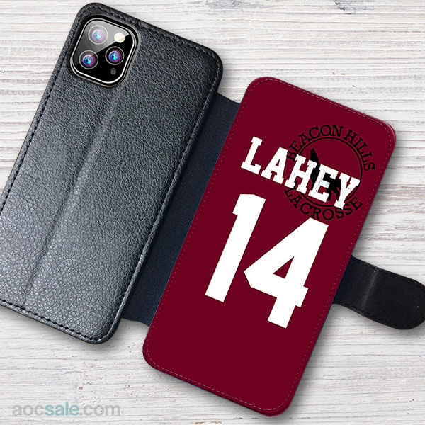 isaac Lahey Wallet iPhone Case