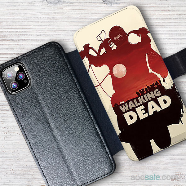 Daryl Dixon Wallet iPhone Case