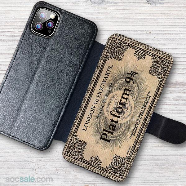 Harry Potter Wallet iPhone Case