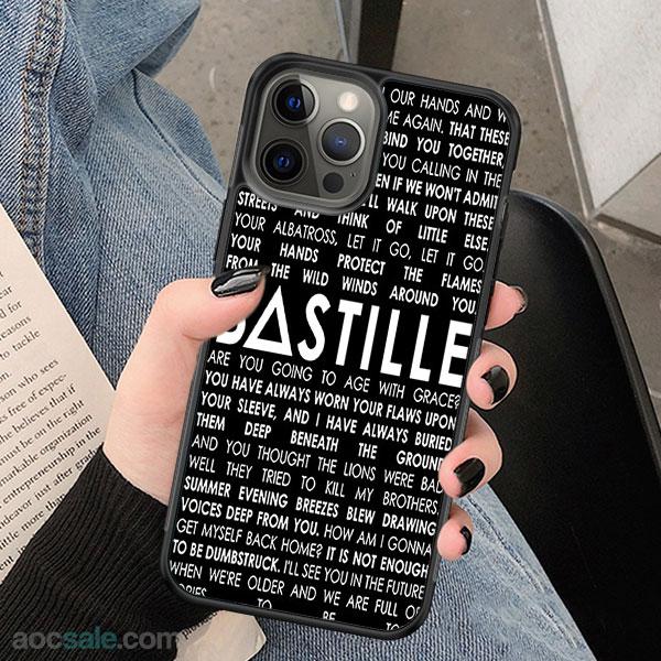 Bastille iPhone Case