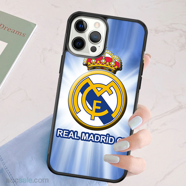 Best Real Madrid iPhone Case