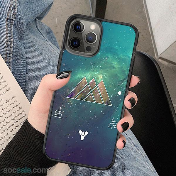 Destiny Titan iPhone Case