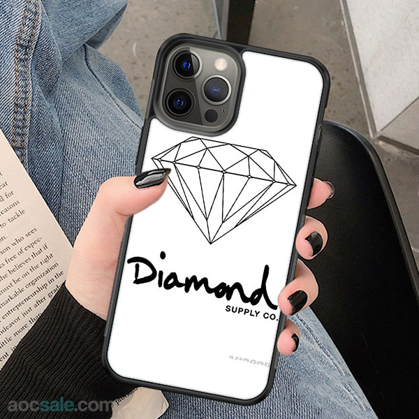 Diamond Supply co iPhone Case