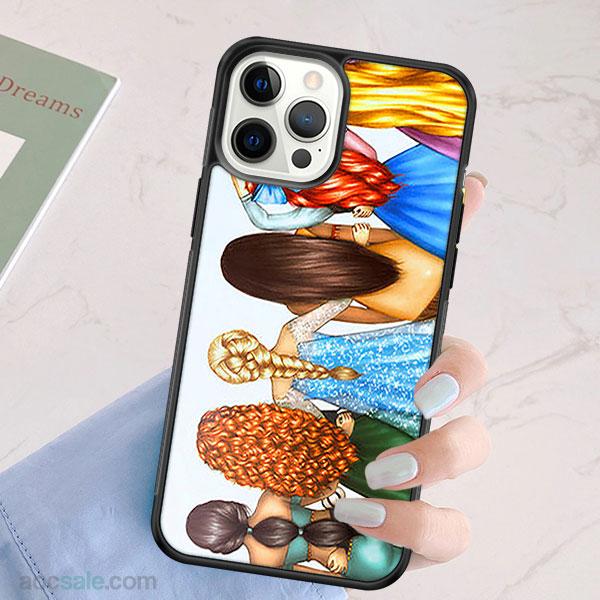 Disney Princess iPhone Case