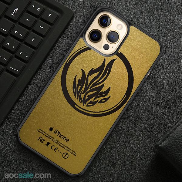 Divergent Dauntless iPhone Case