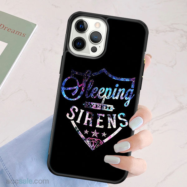 Sleeping With Sirens iPhone Case